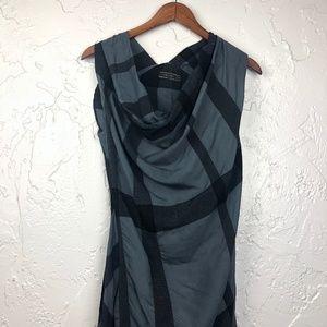 All Saints Dresses Sale Parachute Dress In Washed Black